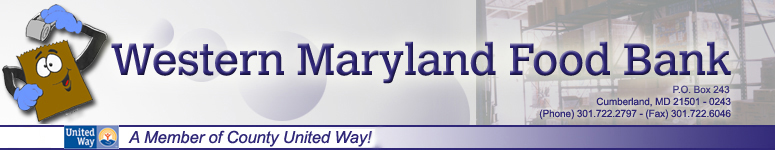 Western Maryland Food Bank